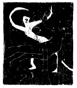 Tresnitt, Smertedans av Arne Paus
