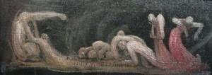 Smertedans av Arne Paus, 19x50
