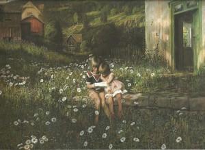 Plakat av Brevet av Arne Paus