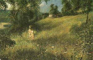 Victoria av Arne Paus
