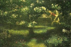 Under epletreet av Arne Paus