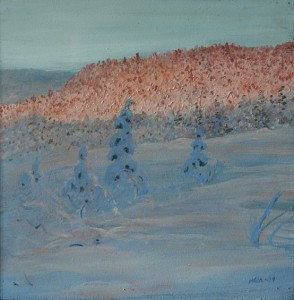 Winterlight 1 30x30