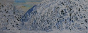 Vinter i Aurdal 1 av Arne Paus