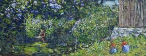 Gros pelargonias by Arne Paus
