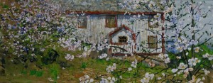 Vår i Aurdal av Arne Paus
